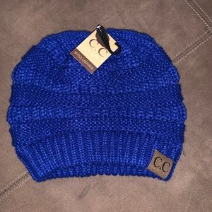 NWT CC Boutique Chunky Knit Beanie Toboggan